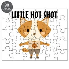 Fox Hot Shot Basketball Puzzle