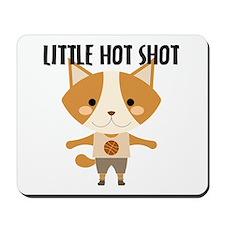 Fox Hot Shot Basketball Mousepad