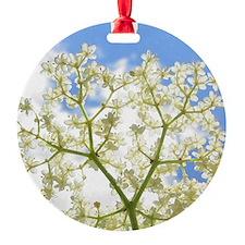 Elderflower Sky Ornament