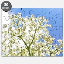 Elderflower Sky Puzzle