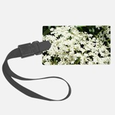 Elderflowers Luggage Tag