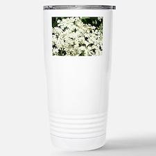 Elderflowers Stainless Steel Travel Mug