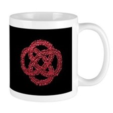 Celtic Knot - Forever Red Mug