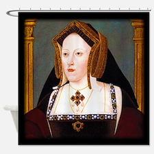 Catherine of Aragon Shower Curtain