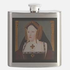 Catherine of Aragon Flask