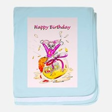 Honey Bunny Happy Birthday frida_morris FabSpark b