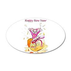 Honey Bunny Happy New Year frida morris FabSpark 2
