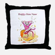 Honey Bunny Happy New Year frida morris FabSpark T