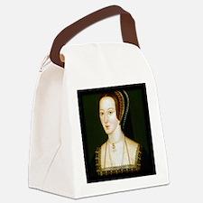 Anne Boelyn Canvas Lunch Bag