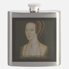 Anne Boelyn Flask