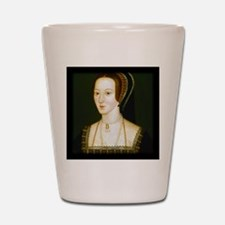 Anne Boelyn Shot Glass