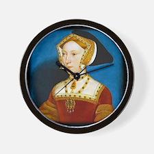 Jane Seymour Wall Clock