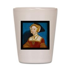 Jane Seymour Shot Glass