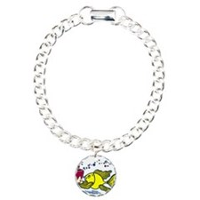 Birthday Fish Red Cake Bracelet