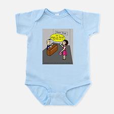 Pawn my Mojo , FABSPARK comic Infant Bodysuit