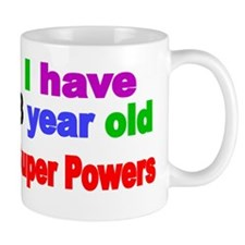 I have 3 year old Super Powers Mug