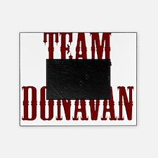team donavan Picture Frame