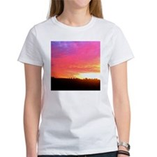 My Perfect Sunset Cat Forsley Desi Tee