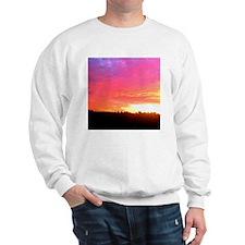 My Perfect Sunset Cat Forsley Designs Sweatshirt