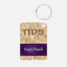 Matzah Card, fabspark Keychains