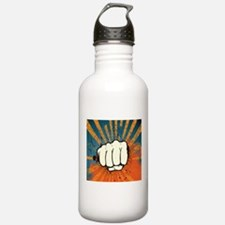 Fist Powerful Punching Water Bottle