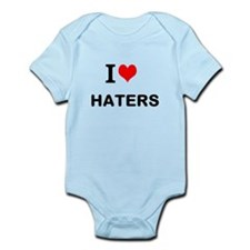 I Love Haters Body Suit