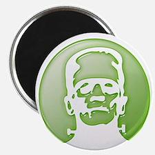 Green Goo Frankenstein Monster Magnet