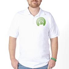 Green Goo Frankenstein Monster T-Shirt