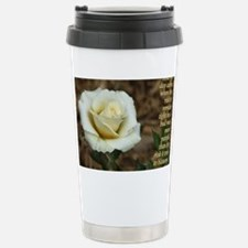 Anais Nin Quote - Bloss Stainless Steel Travel Mug