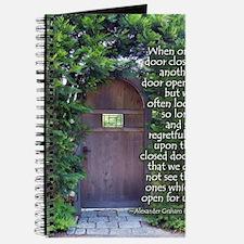 When One Door Closes Journal