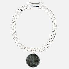 Industrial Grey Metal Bracelet