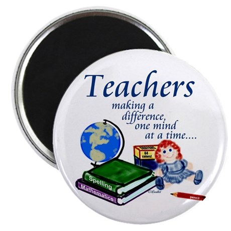"""Making a Difference 2.25"""" Magnet (100 pack)"""