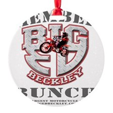 Member Big Ed Bunch Ornament