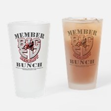 Member Big Ed Bunch Drinking Glass