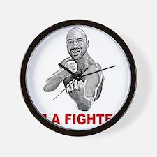 Im a Fighter! Wall Clock