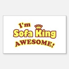 Sofa King Stickers Sofa King Sticker Designs Label