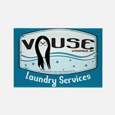 Vause Laundry Rectangle Magnet
