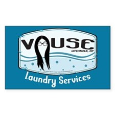 Vause Laundry Decal