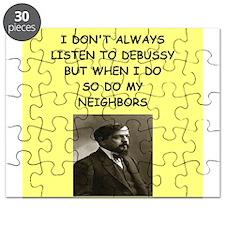 debussy Puzzle
