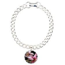 Pink Lily Bracelet