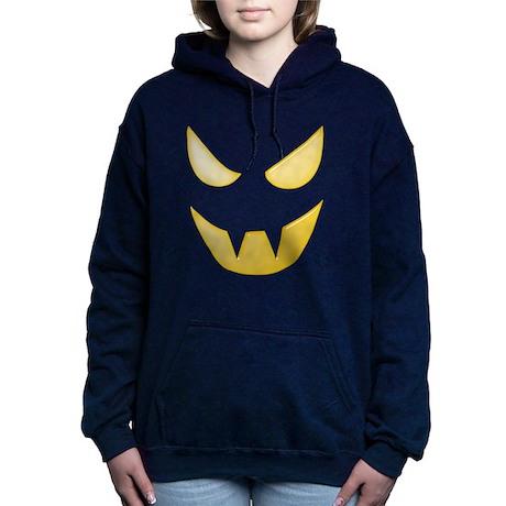 Halloween Pumpkin Face 9 Hooded Sweatshirt