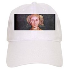 Anne of Cleves Baseball Cap
