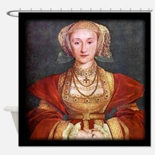 Anne of Cleves Shower Curtain