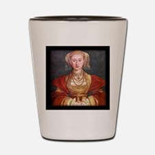 Anne of Cleves Shot Glass