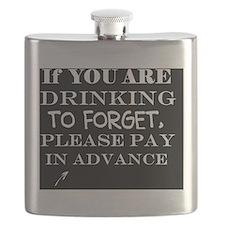 bar humor Flask