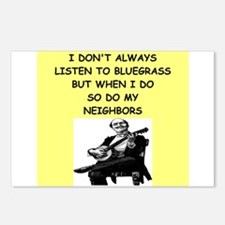 bluegrass Postcards (Package of 8)