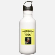 beethoven Water Bottle