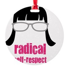 Radical Self-Respect Ornament