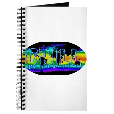 OVAL SOS CHILL Journal