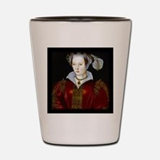 Katherine Parr Shot Glass
